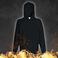 HOODED SWEATS/SWEATSHIRTS