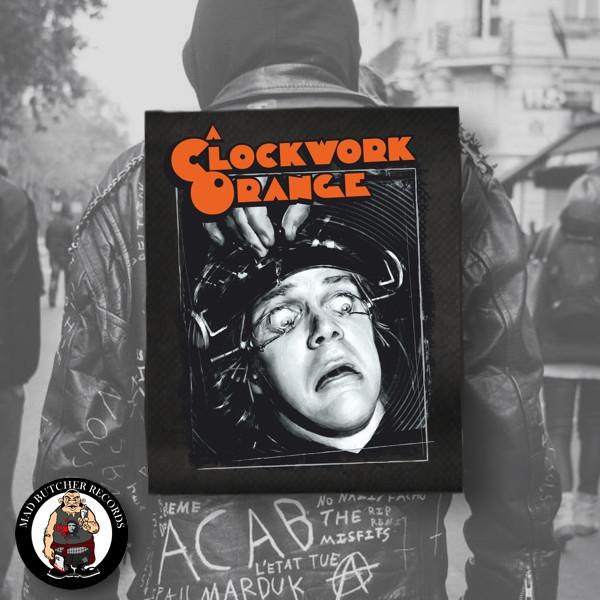 CLOCKWORK ORANGE BACK PATCH