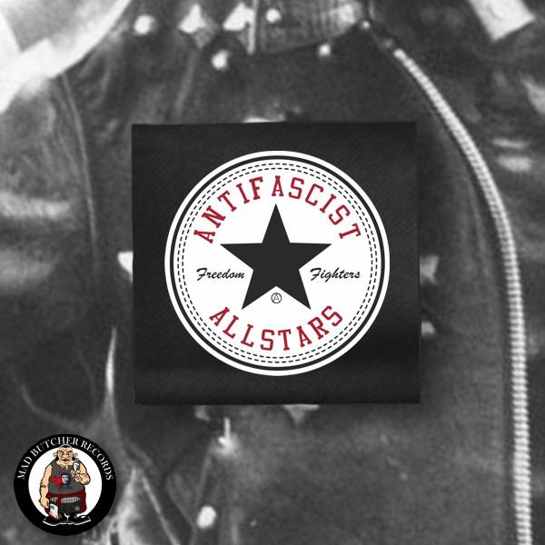 ANTIFASCIST ALLSTARS BLACK PATCH