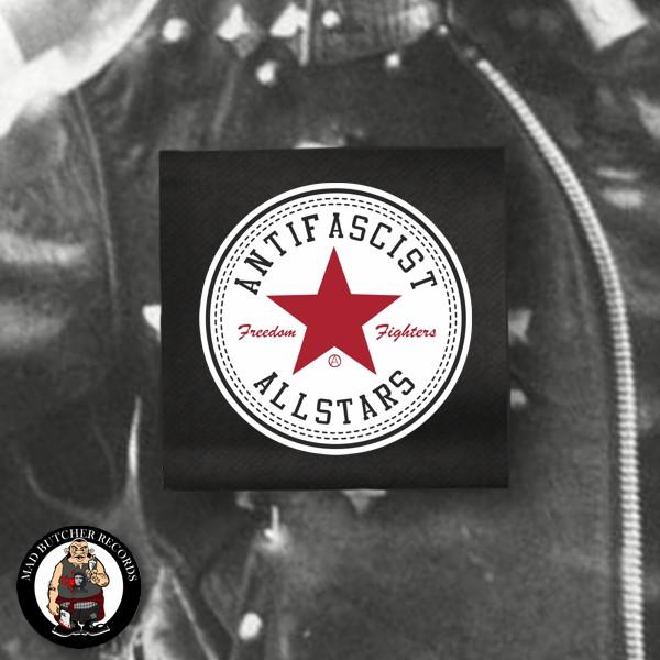 ANTIFASCIST ALLSTARS RED PATCH