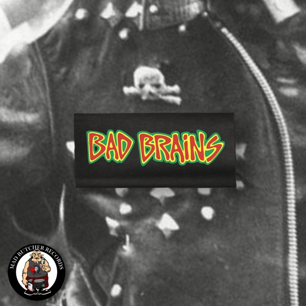 BAD BRAINS REGGAE PATCH
