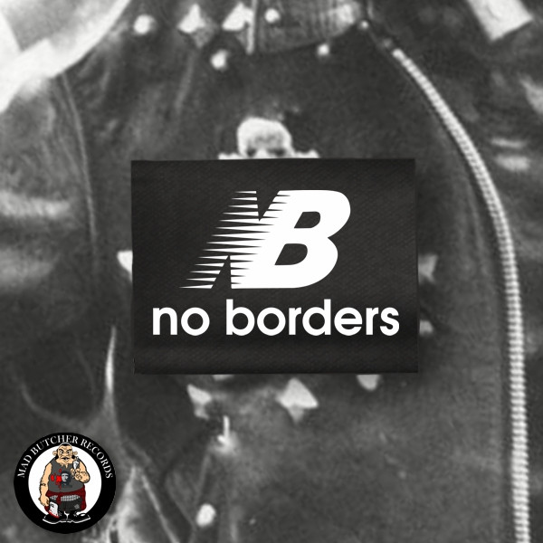 NO BORDERS PATCH