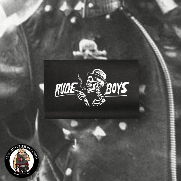 RUDE BOYS PATCH