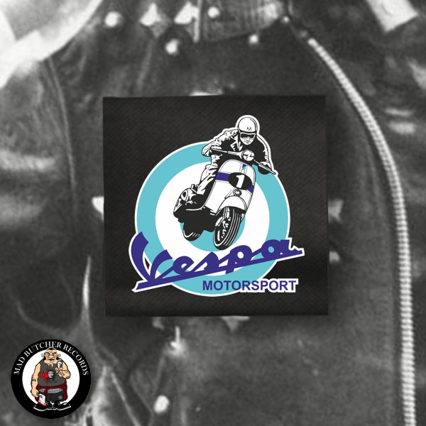 VESPA MOTORSPORT PATCH