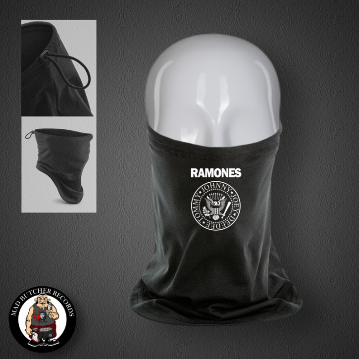 RAMONES NECKWARMER