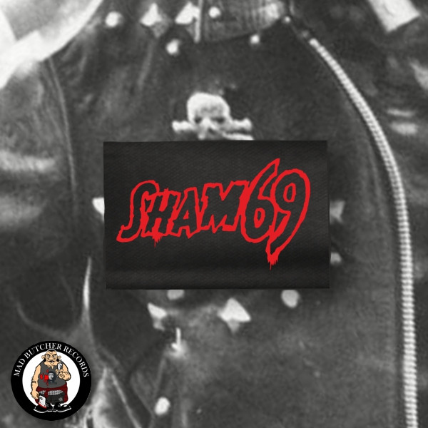 SHAM 69 PATCH