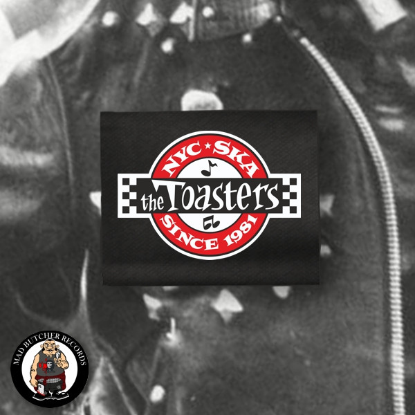 THE TOASTERS UNDERGROUND PATCH