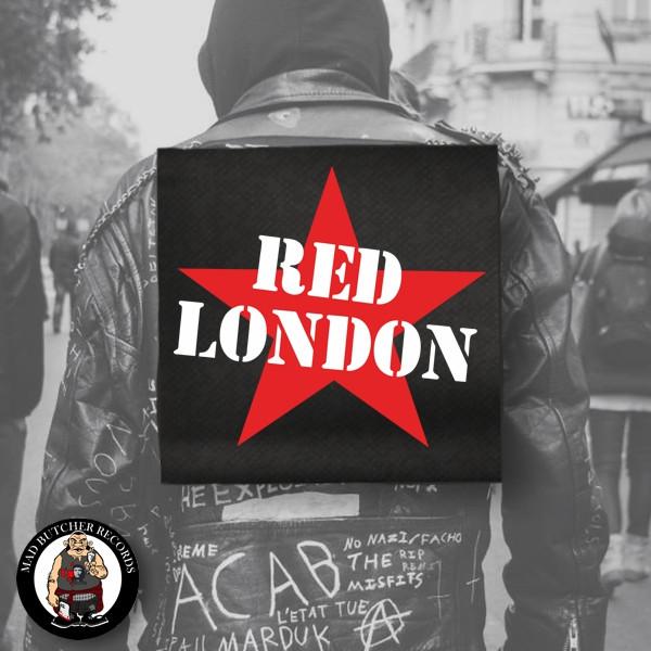 RED LONDON RÜCKENAUFNÄHER
