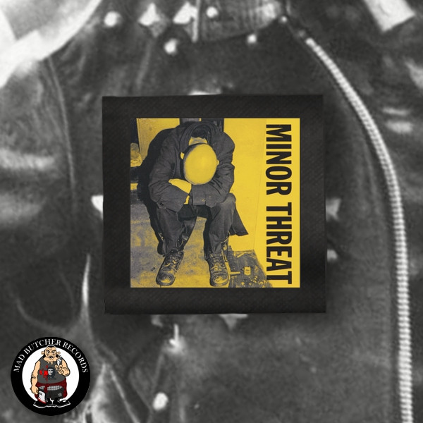 MINOR THREAT FIRST PATCH