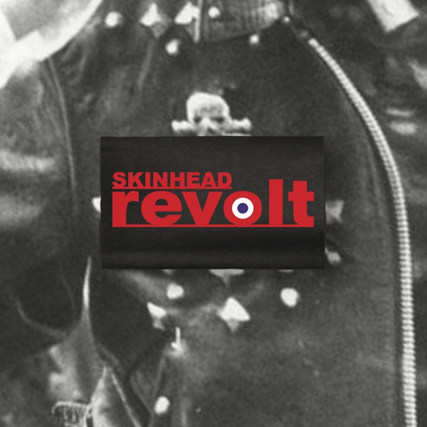 SKINHEAD REVOLT PATCH