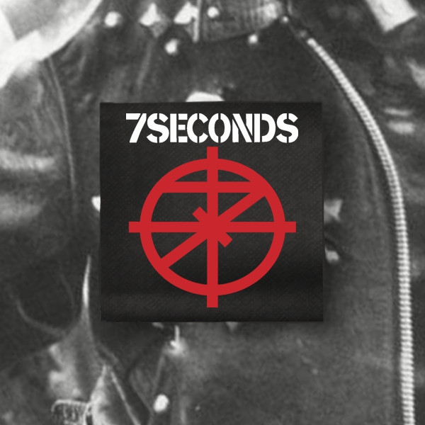 7 SECONDS RED PATCH