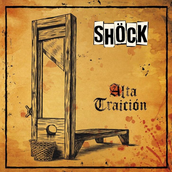 SHÖCK ALTA TRAICION LP
