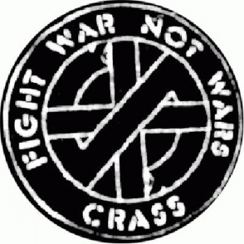 Crass - Fight war