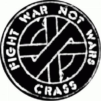 Crass - Fight war