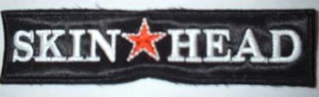 SKINHEAD PATCH