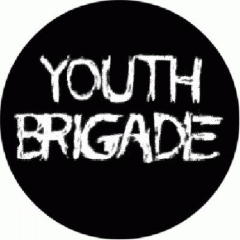 YOUTH BRIGADE - Logo