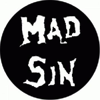 MAD SIN - Logo