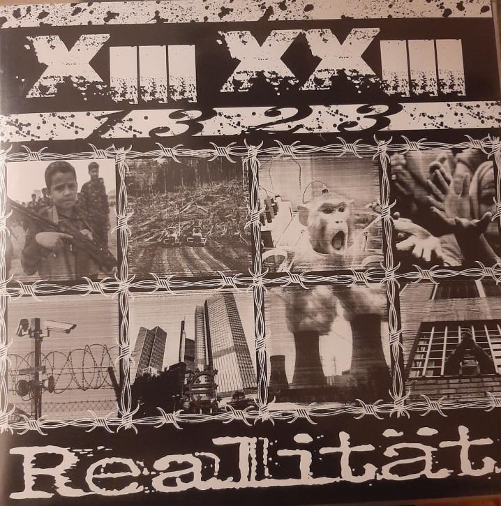 1323 - REALITÄT LP + CD