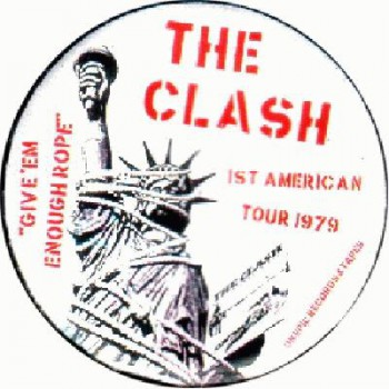 THE CLASH - American Tourists