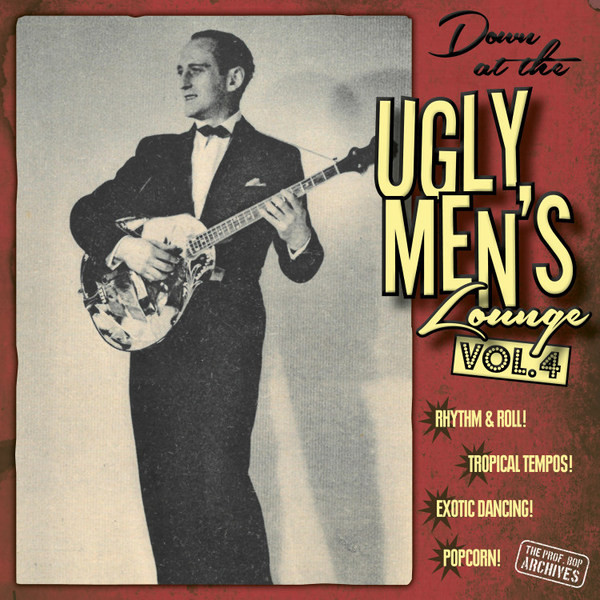 "V.A. Down At The Ugly Men's Lounge Vol. 4 10""LP+CD"