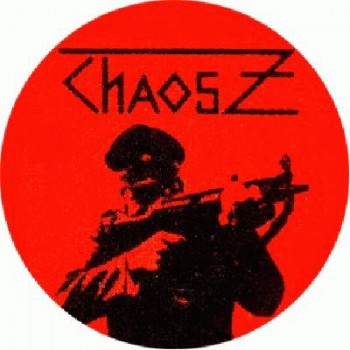 CHAOS Z - LP COVER
