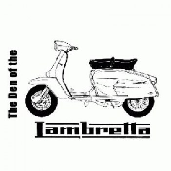 Scooterboys - The don of the Lambretta