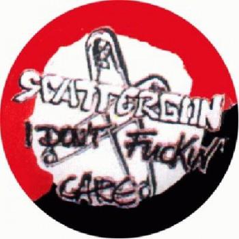SCATTERGUN - DonŽt fuckinŽcare