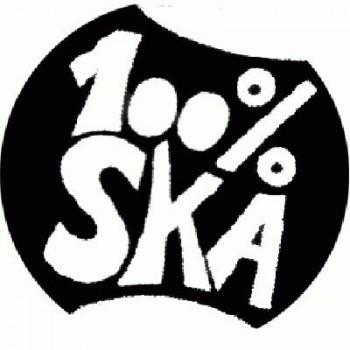 SKA/ROCKSTEADY/REGGAE - 100% Ska
