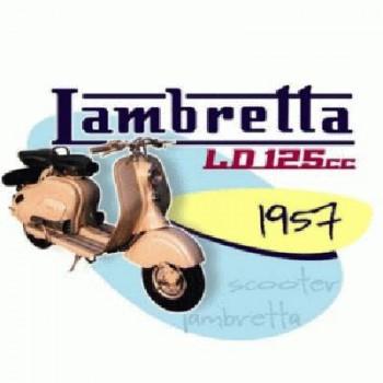Scooterboys - Lambretta LD 125