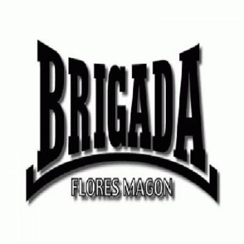 Brigada Flores Magon - Logo