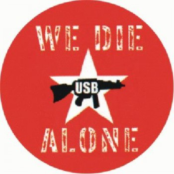 US BOMBS - WE die alone