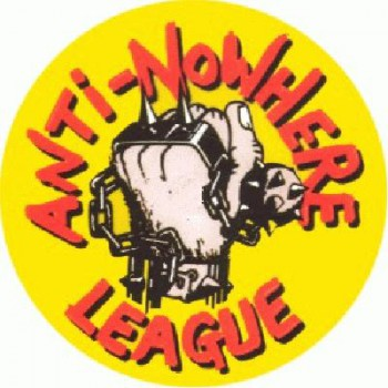 ANTI NOWHERE LEAGUE - Fist
