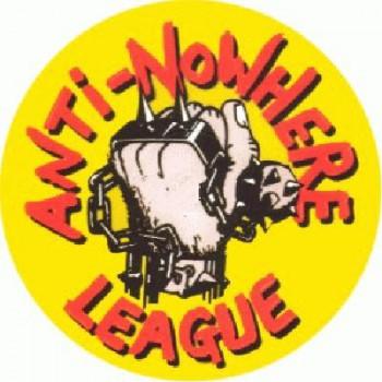 ANTI NOWHERE LEAGUE - Fist