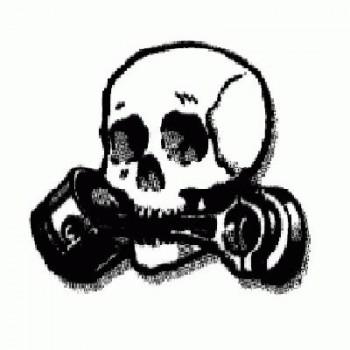 PUNKROCK - Skull