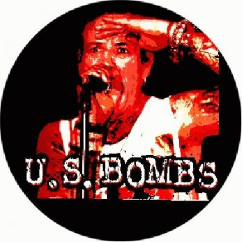 US BOMBS - Rote Fresse