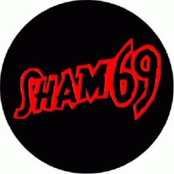 SHAM 69 - Logo red