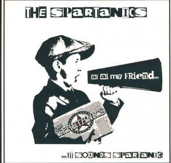 The Spartanics: ... It Sounds Spartanic! LP