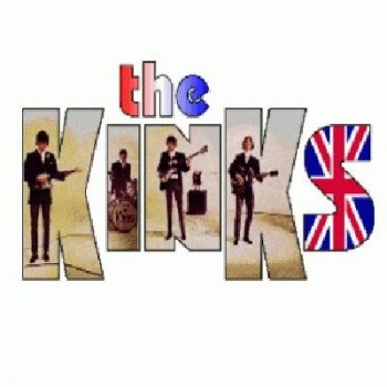 THE KINKS - Logo