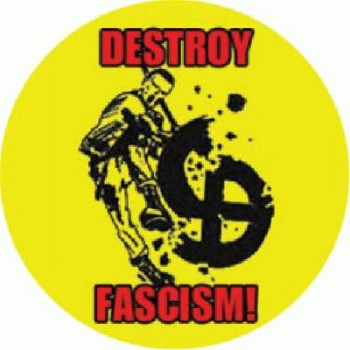 Antifa - Destroy Fascism