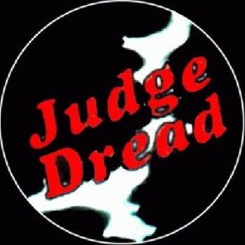 JUDGE DREAD - Logo