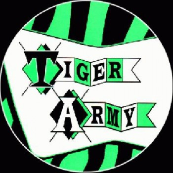TIGER ARMY - Logo