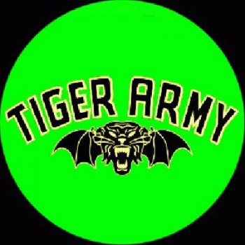 TIGER ARMY - Bat