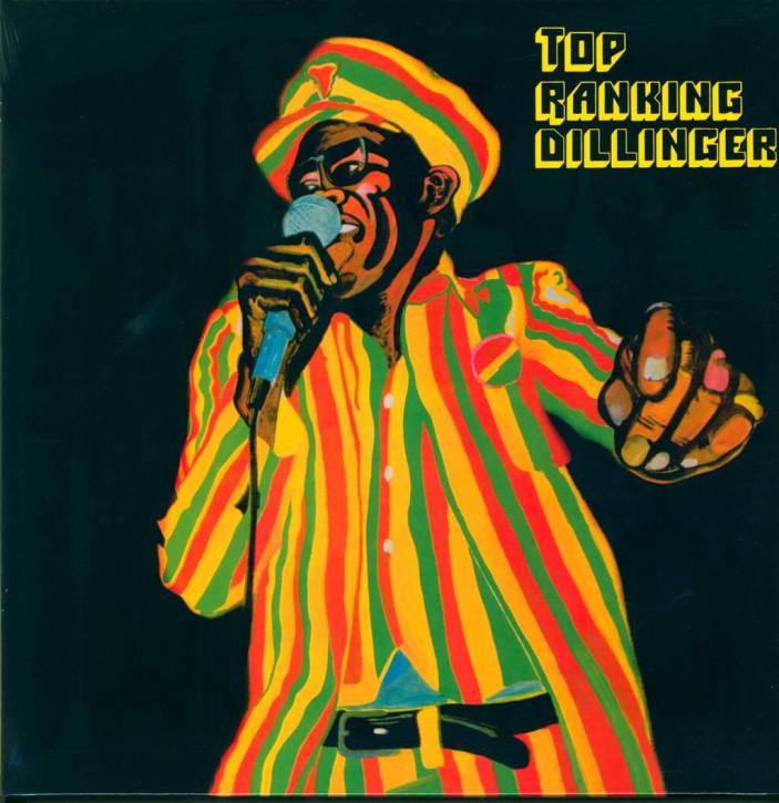 Dillinger Top Ranking Dillinger LP