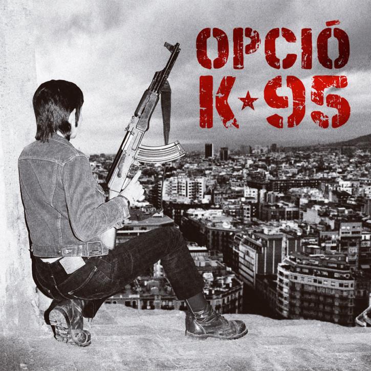 OPCIO K-95 Cap Oportunitat LP (Black vinyl Limited edition)