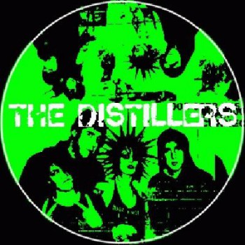DISTILLERS - Bandpic