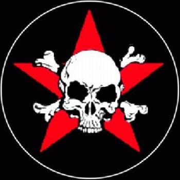 PUNKROCK - Skull/Star