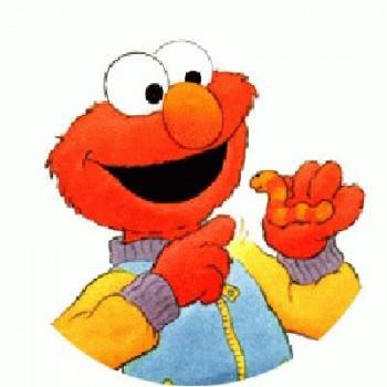 SESAME STREET - Elmo