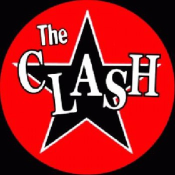 THE CLASH - black star