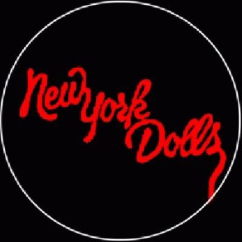 NEW YORK DOLLS - Writting