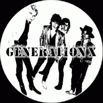 GENERATION X - b/w